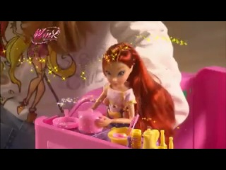 "Winx Club Camping Car ""Love And Pet"" - Italien"